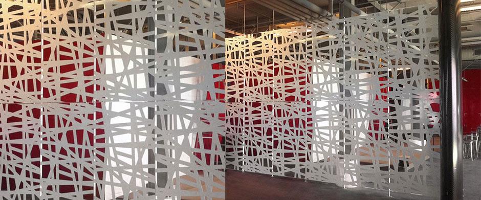 Wall Screens | Bok Modern